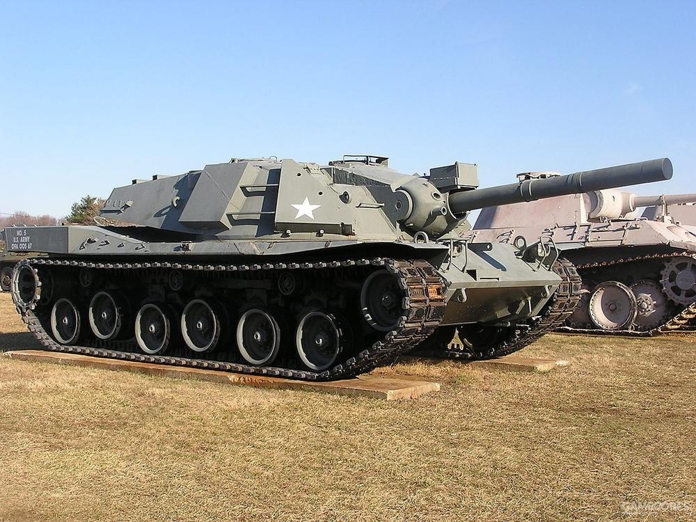 MBT-70(德国叫KPz-70)