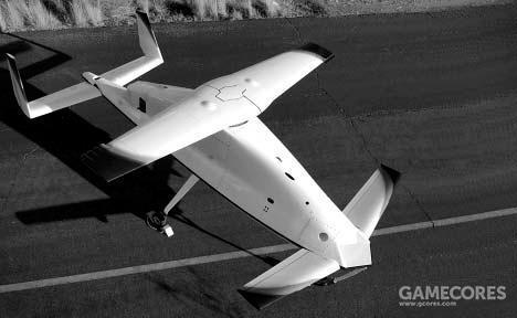 波音X-50