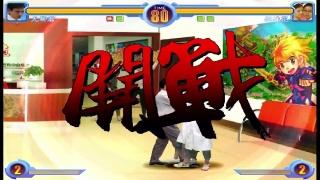 十年前,这部国产独立格斗游戏本来能成为中国版的《真人快打》