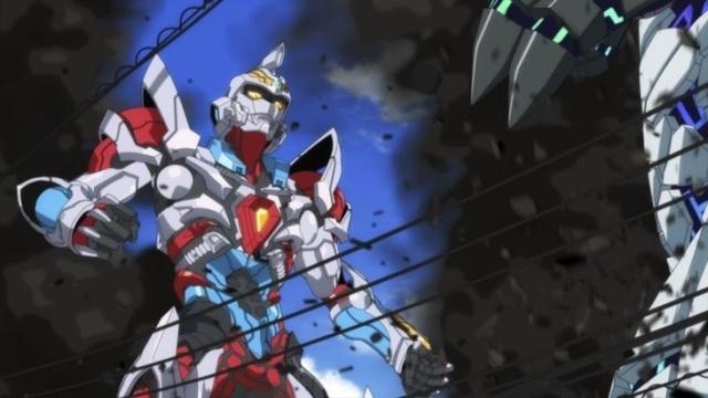 10月TRIGGER新TV动画《电光超人古立特》新预告公布