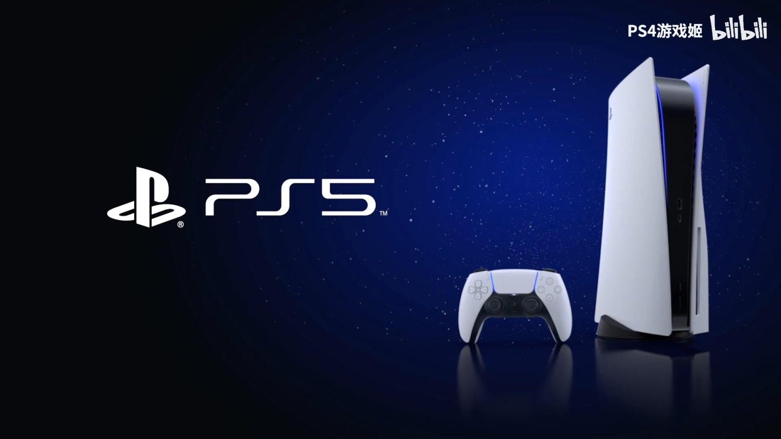 【突破极限】索尼公布 PS5 全新预告片