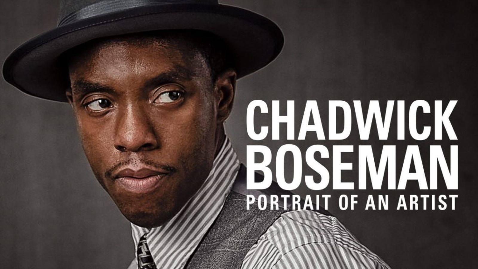 Netflix特别纪念节目《查德维克·博斯曼:一位艺术家的肖像》发布预告