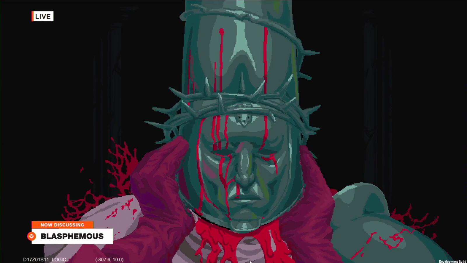 想立刻就玩到,IGN带来像素动作游戏《渎神》14分钟试玩