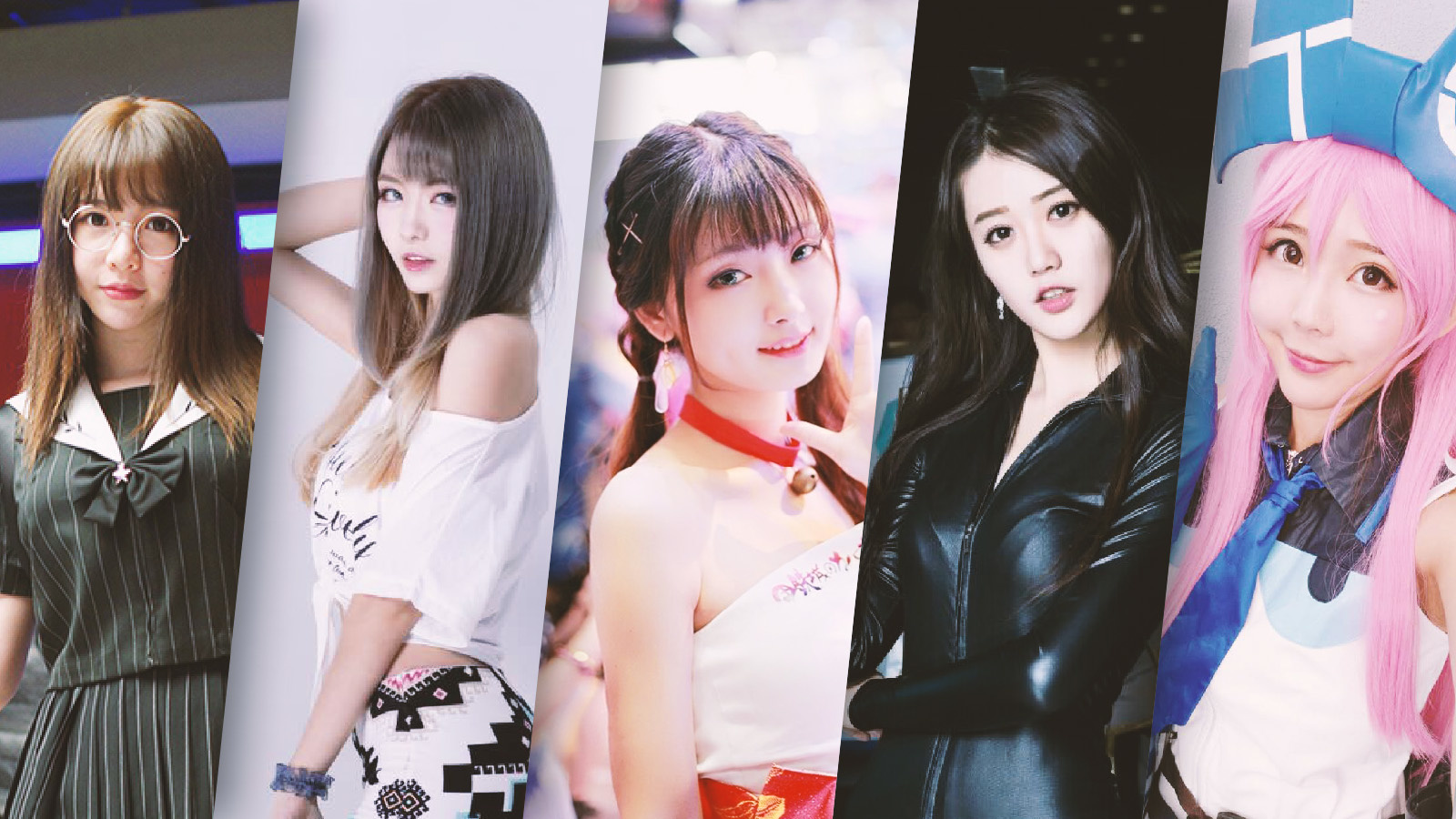 "我採訪了五位ChinaJoy上的Showgirl,向她們提出了一些比較""敏感""的問題"