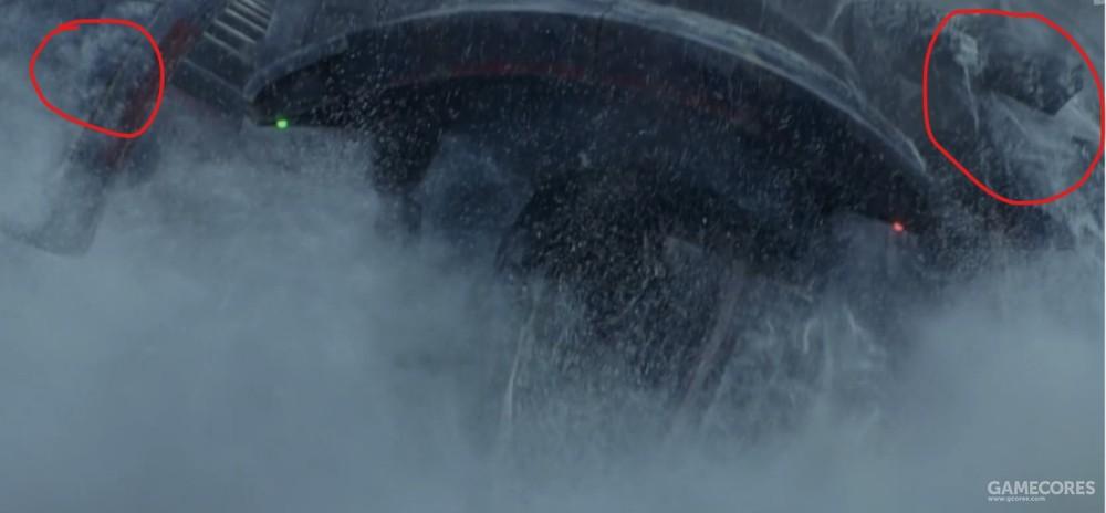从水里出来,散热器排出里面的水