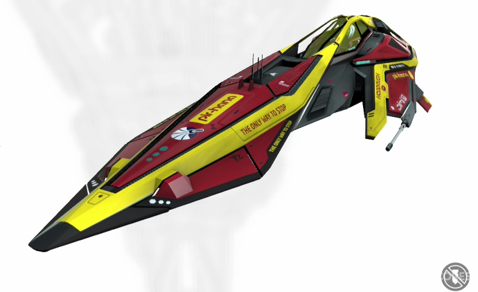 Piranha Fighter