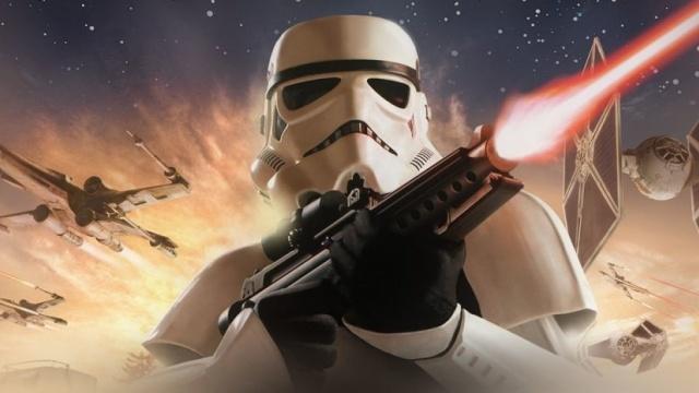 怀旧向:《星球大战 战斗前线》登录 Steam 和 GOG